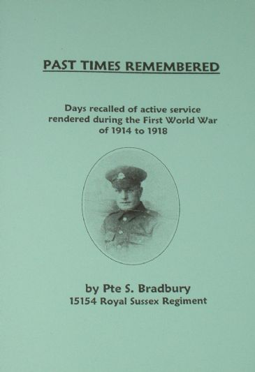 Diary of Service in the First World War (Royal Sussex Regiment)